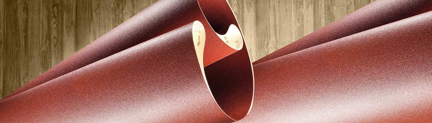 Abrasifs - préparation des bois